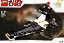 mania / Lego, Star Wars, Back to the Future, Lego, Alien, zombies, Tarantino, Lego