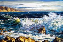 Seascape Painting Lessons