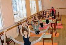 Gymnastics / Gymnastics- flexibility