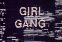 #GIRLPOWER / Who run the world? GIRLS!