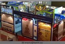 Exhibition Stall Fabrication | Stall Fabrication INDIA | Stall Fabricators