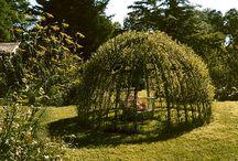jardines y exteriores / by Angelica Seg