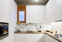 Cement Tile in Kitchens