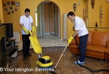 Islington Floor Cleaning