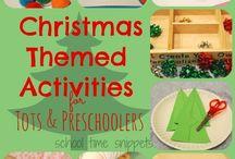 Homeschool: Christmas