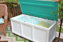 Outdoor Furniture / A roundup of the best outdoor furniture ideas from around the web.