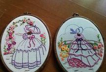 자수 / embroidery