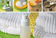 DIY beauty/home products