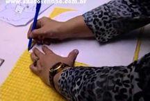 Patchwork videos Ana Consentino / by Vânia Dias