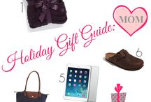 Gift Giving Guides / Gift ideas for Birthdays, Christmas and other celebrations