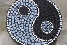 mozaika--sklo