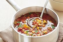 Soups, Stews and Sauces
