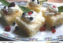 kokosové koláče