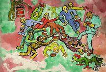 Adolf Frankl (1903 - 1983) / Art from Austria.
