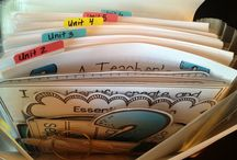 Classroom organization / by Emma Montero