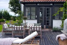 Home sweet home - Garten