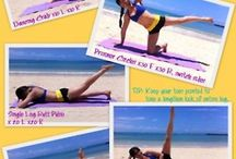 pilates / by Alyssa Cerda