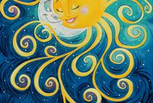 Sun and Moon / Art