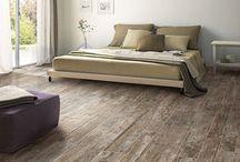 Flooring for V house