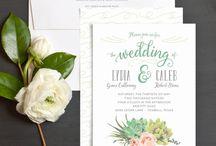 Romantic Wedding / Set a romantic scene for your wedding with our romantic wedding inspiration