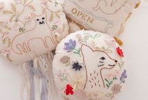 Embroidery  / Patterns or ideas / by Jennifer Martinez