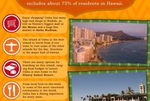 Infographics About The Hawaii Islands