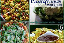 Cauliflower inspiration