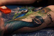 ink on skin / by Ana Asch