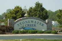 Stonewater Creek-Millsboro, Delaware / Stonewater Creek is minutes from golf courses, close to the major beach routes and allows you easy access to all of the exciting lifestyles offered at the Atlantic ocean resorts.