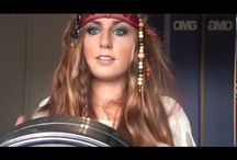 Pirates / For costume