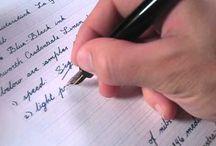 fountain pen/