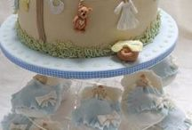 torte nascita battesimo