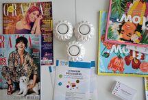 Décoration cabinet psychologue / Idée de décoration de cabinet de psychologue libéral. Style stockholm / nordique.