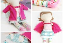 Crafts - Sewing Dolls & Softies