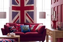 LONDON theme decoration