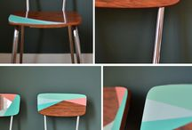 kitch Chao's... chair upcycling