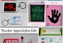 Gifts for teacher / by Lynne Slater