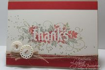 stampin up seasonally scattered