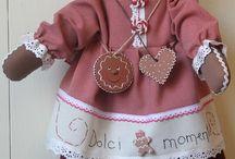 muñecas d gengibre p