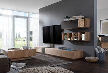 Modernes Massivholz-Design / Moderne Linienführung in perfekter Kombination mit 100% Massivholz für jede Raumarchitektur