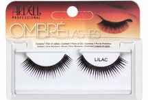 "Ardell - Ombré Collection / Breaking News: Ardell Lashes Introduces New Ombré Collection available October 2014 at Sally Beauty Supply.  Flirt with color this season with the new Ombré Lashes from Ardell. From a subtle touch of color to ""can't miss me"" bold hues, these shade shifting lashes start out black at the base and gradually fade into a pop of color at the tips. Choose from blue, purple, lilac, sunset orange, red and pink to create a spooky yet sexy look this Halloween. / by Ardell Lashes"