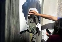 Street Art ad Acquedolci