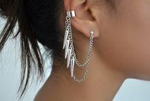 Jewelry / by Liz Reyna Vidales