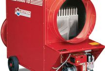 Heating Hire / Heating Hire solutions - from Industrial Containerised Boilers to Space Heaters for short-long term Hire.