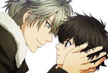 Haru x Ren ♡ || Super Lovers