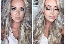 ezüst haj