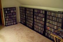 CD/LP meubel