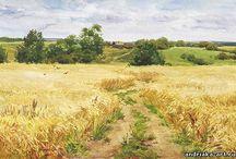 Rural Paintings Gallery