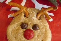 Christmas goodies / by Julie Jones