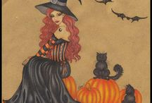 Good Witch or Bad Witch / by Brenda Zwart-Ruthe